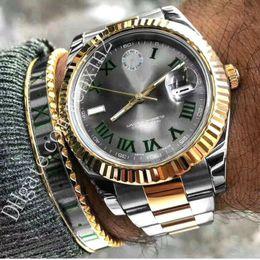 Luxury Men Watch 18k Australia - 13 Colors Datejust 18K Gold Mens Luxury Watch 41mm Stainless Steel Watches Men 2813 Mechanical Automatic President Desinger Jubilee Band