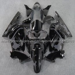 $enCountryForm.capitalKeyWord Australia - 5Gifts+Custom INJECTION MOLD ABS gray flames Fairing For Kawasaki NINJIA ZX12R 2002 2003 2004 2005 2006 ZX-12R ABS plastic bodywork kit