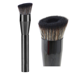 Wholesale Perfecting Face Makeup Brush Liquid Foundation Primer Base Cream Make Up Brushes Buffing Blending Cosmetics Beauty Tool