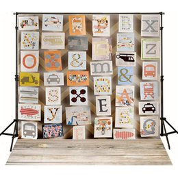 $enCountryForm.capitalKeyWord Canada - School Letters Cards Wall Photography Backdrops Wooden Floor Baby Newborn Photo Props Kids Children Studio Picture Shooting Backgrounds