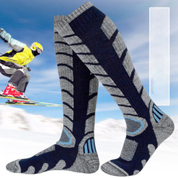 $enCountryForm.capitalKeyWord NZ - Winter Warm Men Long Thick Cotton Socks Thermal Ski Socks Sports Snowboard Cycling Skiing Soccer Leg Warmers F17