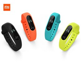 $enCountryForm.capitalKeyWord UK - Original Xiaomi Mi Band 2 Wrist Strap Belt Silicone Colorful Wristband and Charging Cable for Mi Band 2 Accessorie