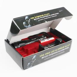 $enCountryForm.capitalKeyWord Australia - Ultrafire 2000 Lumens Zoom Adjustable CREE XM-L T6 LED 18650 Flashlight Torch & 1x18650 Battery + Charger & Gift Boxes Free Shipping