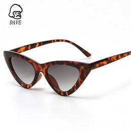 691e15c8621 DAVE Cat Eye Sunglasses Women Cute Sexy Retro Sunglass Hot Sale Fashion  Lady Sun Glasses For Men Vintage Designer frame