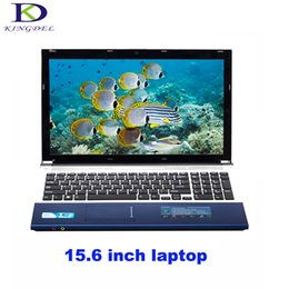 Discount dual core hdmi laptop - Blue ,black 15.6 inch notebook computer Intel Core i7 3537U Dual Core up to 3.1GHz 8G RAM 1T HDD DVD-RW,1080P HDMI Win7