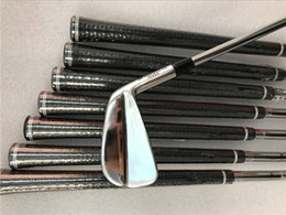 Iron club heads online shopping - Brand New MP Iron Set MP18 Golf Forged Irons Golf Clubs P Steel Shaft With Head Cover