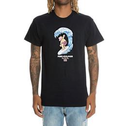 $enCountryForm.capitalKeyWord Australia - Pink Dolphin Men's Dolo T Shirt Black Skate Tee T-Shirts Clothing Apparel New Fashion Mens Short Sleeve T shirt Cotton T Shirts