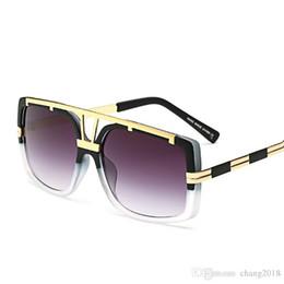63ea6ce896 Designer de moda Marca D Quadrado Top Hip Hop Rock Mulheres Óculos De Sol  Gozluk Senhoras de Grandes Dimensões kim kardashian óculos de Sol 180206