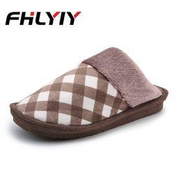 8704ee911 Men Autumn Winter House Slippers Short Plush Soft Floor Kitchen Slippers  Flat Men Shoes Zapatos De Hombre Shoes Sneaker for Men