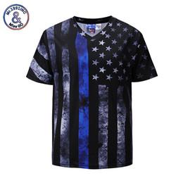 $enCountryForm.capitalKeyWord UK - Mr.1991INC Cool Fashion Men T shirt Funny 3D Print Stripe Hip Hop Tee Tops Summer V neck Summer Short Sleeve EU Size Tops