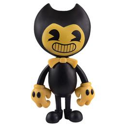 Venta al por mayor de Juego Bendy Collectible Characters Vinilo Figura Modelo Juguetes para niños