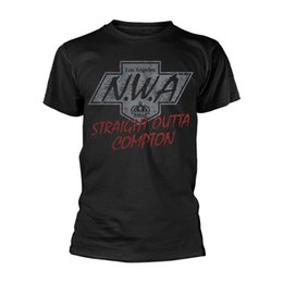 nwa t shirt UK - N.W.A. Straight Outta Compton Hip Hop Rap NWA offiziell Männer T-Shirt Herren