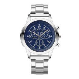 Orologio da uomo analogico al quarzo analogico al quarzo con cassa in acciaio inossidabile, orologio da polso maschile, orologio da polso maschile, relogio masculino