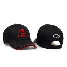 a7438f07867 4 seasons F1 car fan logo moto gp high-grade fabric car logo baseball hat  racing cap cotton embroidery sunhat snapback