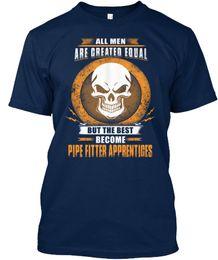 $enCountryForm.capitalKeyWord NZ - Pipe Fitter Apprentices Standard Unisex T-Shirt (S-3XL) Tee Shirt Men Man's Rock White Short Sleeve Custom XXXL Couple T-Shirts