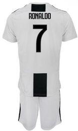 Discount uniform army - Customized 18-19 new Training Soccer Jerseys With Shorts Uniforms,top mens Custom 7 Ronaldo Cuadrado 9 Higuaín 10 DYBALA