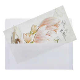 8pcs 3D Birthday Christmas Blank Gift Card In White Envelopes Best Wishes For You Thank Greeting The One Loved