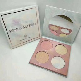 HigH quality tool brands online shopping - Venus Marble Makeup Highlight Palette Long Lasting Brand Colors Eyeshadow Pallate Beauty Tools High Quality