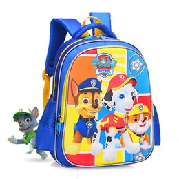 school bags mochilas kids backpacks 2019 - 3D Bags for boys girls backpack kids Puppy mochilas escolares infantis children school bags lovely Satchel School knapsa