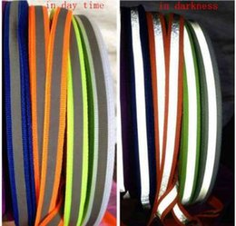 $enCountryForm.capitalKeyWord Australia - 1 pair 100cm Flat 3M Reflective Runner Shoe Laces Safety Luminous Glowing Shoelaces Unisex For Sport Basketball Canvas Shoes