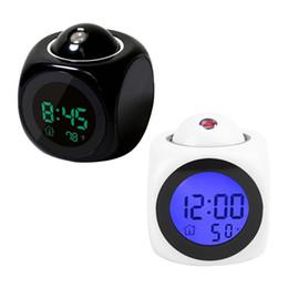 $enCountryForm.capitalKeyWord UK - 2017new LCD Projection Voice Talking alarm clock backlight Electronic Digital Projector Watch desk Temperature display