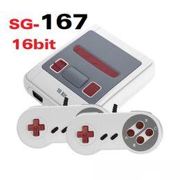 game player 16 bits 2019 - 16bit Super MINI MD Video Game Console SG-167 SG167 SG 167 16 Bit Handheld Game Player For Sega Games Consoles
