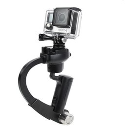 $enCountryForm.capitalKeyWord UK - Camera Steadycam Hendheld DV Video Steadicam Stabilizer Bow Shape Mini Tripod for Go pro 5 4 3 3+ sj 4000 sj5000 xiaomi yi