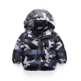 $enCountryForm.capitalKeyWord UK - fashion camouflage hooded winter jackets for baby boys cotton coats clothes kids warm padded children winter 2018 outerwear tops