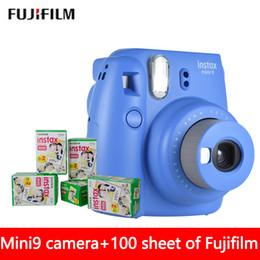 Fuji lens online shopping - New Colors Fujifilm Instax Mini album Photo Camera sheet Fuji Mini White Film Close up Lens