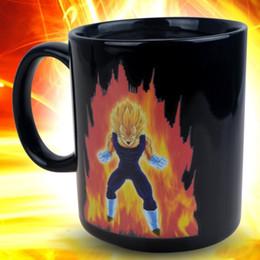 $enCountryForm.capitalKeyWord Australia - Porcelain Transhome Creative Color Changing Mug 300ml Dragon Ball Z Vegeta Heat Sensitive Ceramic Drinkware For Tea Milk Coffee Mugs Cup