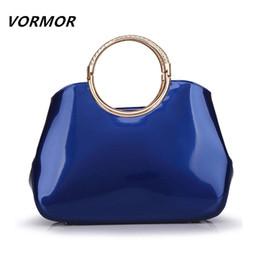 $enCountryForm.capitalKeyWord Australia - Wholesale-New fashion patent leather handbag bags for women tote bags candy color ladies hand bag bolsas femininas