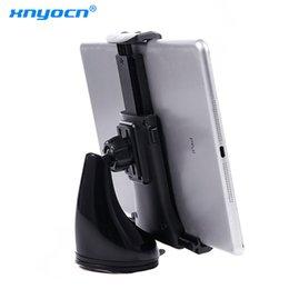 Großhandel Neue 11,5-21 cm Flexible Mobile Tablet Auto Stand Halter Universal Saugnapf Auto Windschutzscheibenhalterung Halter Stehen für Handy