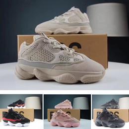 4e294f21a7b63 Blush Desert Rat Infant 500 Runners Enfants Chaussures de course Utility  Black Bébé garçon fille Tout