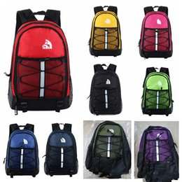 boxing bags 2018 - The North F Teenagers Backpacks Boys & Girls' Casual Backpack Travel Outdoors Sports Bags Students School Bag 9 Col