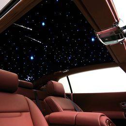 $enCountryForm.capitalKeyWord Australia - DC12V 16W RGBW LED Fiber Optic Star Ceiling kit light 150pcs 200pcs 300pcs*0.75mm*2M+28Key Remote for Car Decoration