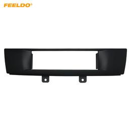 FEELDO 1Din Car CD Radio Fascia Frame Panel for ROVER MG6 2008+ Stereo Dash Installation Frame Kit Trim Bezel #5216 on Sale