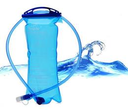 Vessie d'hydratation sport en sac d'eau pliable en TPU pour le camping randonnée en montagne Pack d'escalade sac d'eau en plein air