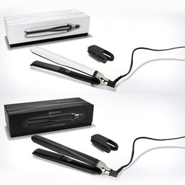 $enCountryForm.capitalKeyWord NZ - 9hd platinum Professional hair straightener Black white 2color EU UK plug with retail box For 2019