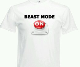 $enCountryForm.capitalKeyWord Australia - Beast Mode ON printed t shirt mens size S,M,L,XL,2XL,3XL T-603