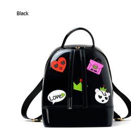 001810e255ae High Quality Fashion Candy Color Teenage Girls School Backpacks Sweet  Cartoon EVA Satchel Children School Bags Travel