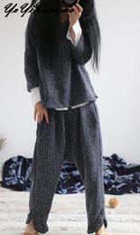 In Yoyikamomo Cotton Dress Autumn Winter Women 2017 New Original Long Leisure Warm Loose Casual Women Robe Superior Quality