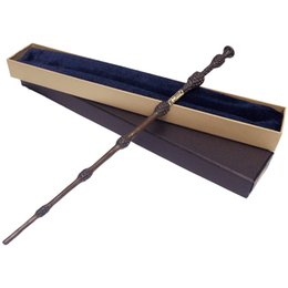 $enCountryForm.capitalKeyWord UK - Newest hot sale Albus Dumbledore Magical Stick Albus Dumbledore Wand New In Box as a gift free shipping
