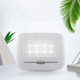 Roof magnet online shopping - 1 W Reading desk Wireless Magnet Universal leisure corridor table Light Roof Car Interior Led USB Ceiling Dome