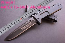 $enCountryForm.capitalKeyWord Australia - Special offers EXTREMA RATIO Nemesis knife 4MM 440C 58HRC Blade Outdoor survival knife knives New in original paper box packing Collectable