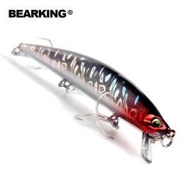 Brand Fishing Lures Australia - Bearking brand AS-S58 1PC 14cm 18g Hard Fishing Lure Crank Bait Lake River Fishing Wobblers Carp Fishing Baits Y18100906