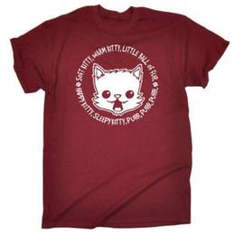 Funny nerd shirts online shopping - Funny Mens T Shirts Soft Kitty Warm Kitty Geek Nerd Sitcom TV T SHIRT Birthday