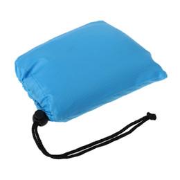 Discount mat red - Portable Folding Nylon Picnic Mat Pocket Blanket Camping Beach Moistureproof Pad