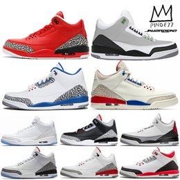 Wholesale 2019 chlorophyll NRG Tinker Throw Line red black white cement basketball shoe katrina mens sneakers Trainer women designer Athletic shoe