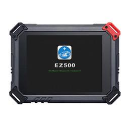 Automotive Diagnosis Tools Canada - XTOOL EZ500 WIFI Bluetooth Automotive Diagnostic Tool Full System Diagnosis for Gasoline Vehicles Auto Diagnostic Table Scanner