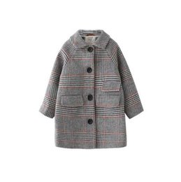 8433e141584e Kids Wool Coat NZ